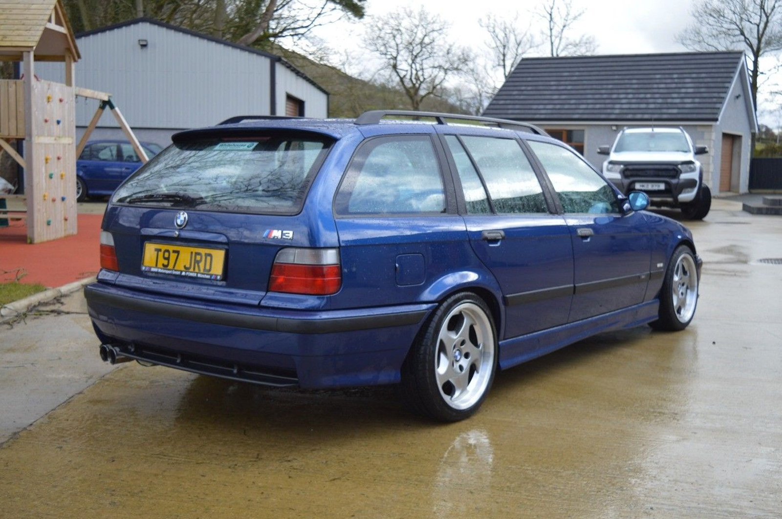 The Coolest Car On Ebay Right Now Bmw E36 M3 Touring
