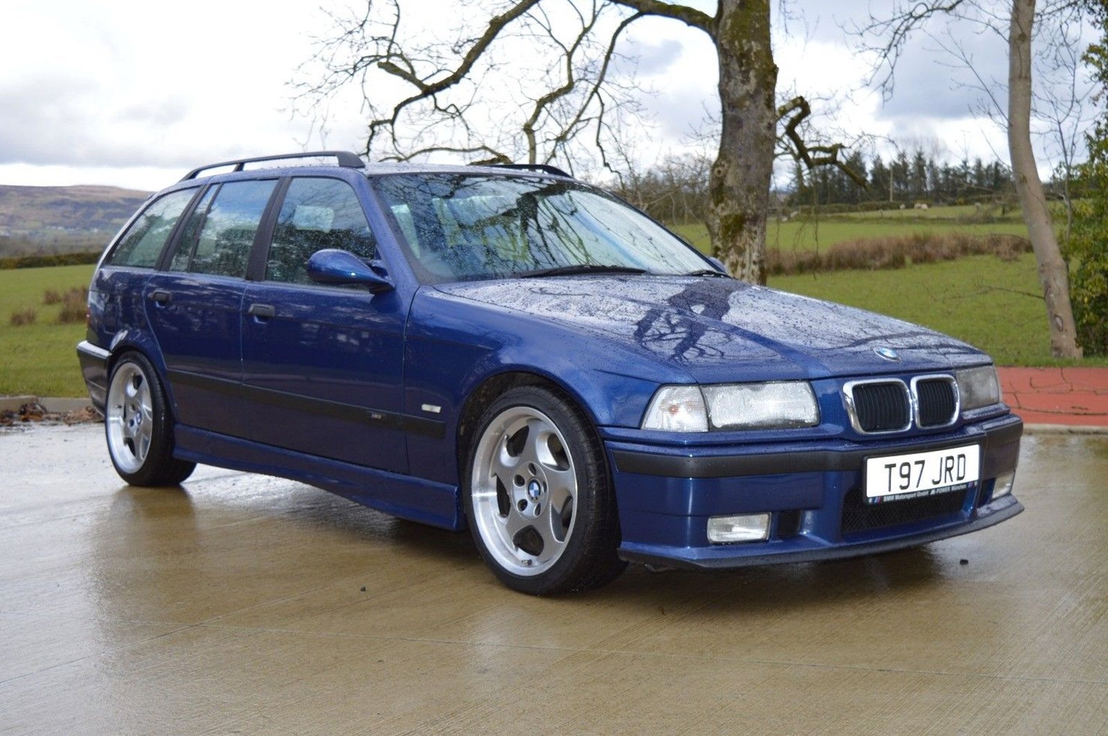The Coolest Car On Ebay Right Now Bmw E36 M3 Touring Good Shout Media Automotive Marketing Specialist