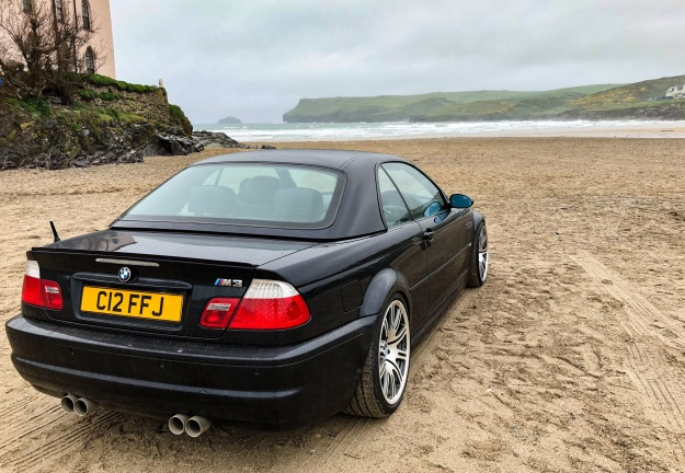 goodshoutmedia-bmw-e46-m3-polzeath-beach-2