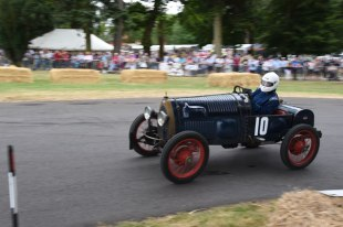 C1 - Bugatti Brescia T1, Sarah Owen 1923