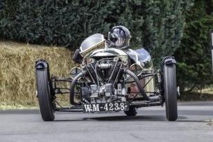 C1 - Morgan Super Aero, Tracey Cameron, 1929