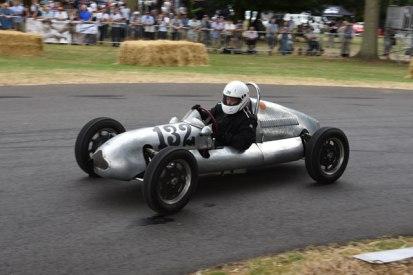 C10 - Cooper Mk V, Alex Duce, 1950   1:500
