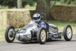 C10 - Creamer Special Single Seater, Mark Riley, 1952