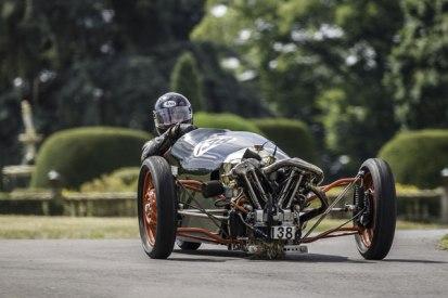 C11 - Morgan Supersports, Greg Bibby, 1933   2:1208
