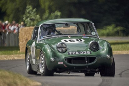 C12 - Austin Healey MK 1 Sprite, James Thacker, 1960 | 4:1330