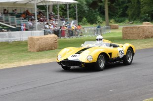 C12 - Ferrari 500 TRC, David Cottingham, 1956 | 4:1984