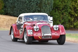C12 - Morgan Plus 4, Mark Shears, 1952 | 4:2088