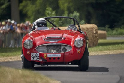 C13 - Austin Healey 100:6, Pat Cooper, 1959 | 6:3000