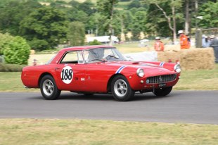 "C13 - Ferrari 250 Chevy ""Hot Rod"", Bo Williams, 1959 | 8:5700"