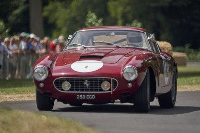 C13 - Ferrari 250 GT SWB, Niall Dyer, 1959   12:3000