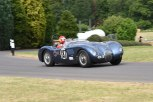 C13 - Jaguar C-Type, John Sykes, 1953   6:3400