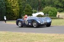 C13 - Jaguar C-Type, John Sykes, 1953 | 6:3400