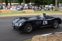 C13 - Jaguar C Type, Julian Ghosh, 1953 | 6:3442