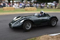 C13 - Lister Jaguar Sports, Ian Foggett, 1956   6:3442