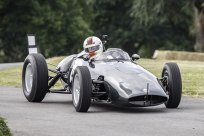 C14 - BRM P48, Rod Spollon, 1960 | 4:2500
