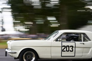 C15 - Ford Mustang, Anthony Gallagher, 1966 | 8:4700