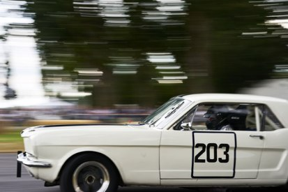 C15 - Ford Mustang, Anthony Gallagher, 1966   8:4700