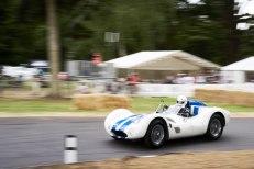C15 - Maserati T61, Ben De Chair, 1961 | 6:2890