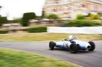 C16 - Huffaker BMC Mk2 Formula Junior, Peter De La Roche, 1961   4:1100