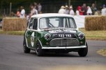 C18 - Austin Mini Cooper, Graham Hill, 1963:1966 | 4:1275