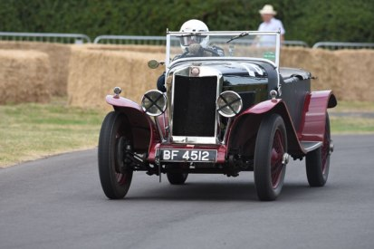 C3 - Lea Francis Hyper, Jeremy Brewster, 1928