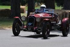 C4 - Alfa Romeo 1750 Gs, Nick Rossi, 1930
