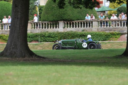 C4 - Frazer Nash Supersports, Peter Batty, 1929
