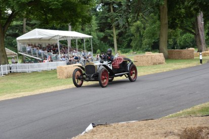 C5 - Vauxhall A Type, James Gunn , 1913:1918