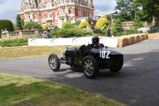 C8 - Bugatti T51, Edmund Burgess, 1932