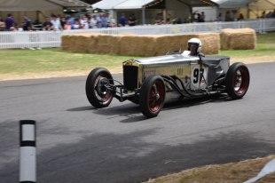 C8 - Frazer Nash Nurburg, Dick Smith, 1932:1932