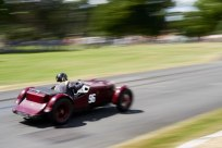 C8 - Frazer Nash Shelsley, Dr David Pryke, 1935:1936