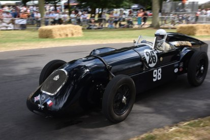 C8 - Hotchkiss AM80 Brooklands, Steven Paul Smith, 1930