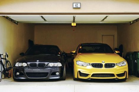 bmw front end