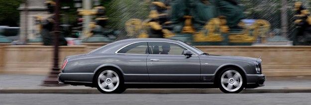 Bentley brooklands 3