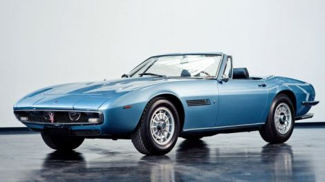 maserati ghibli 1969 alloy wheels