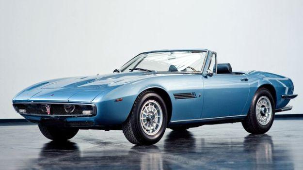 maserati ghibli 1969 alloy wheels