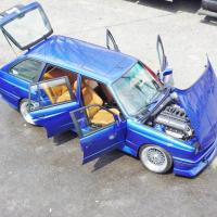 Check out this home made BMW E30 M3 Touring