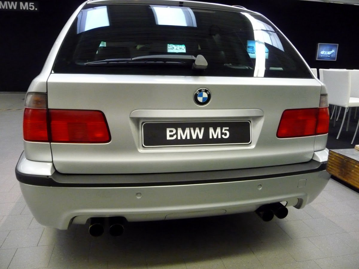 Why Was There No Bmw E39 M5 Touring Good Shout Media Automotive Marketing Specialist