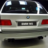 Why was there no BMW E39 M5 Touring?