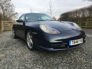 loved not leased porsche carrera 996 - 2