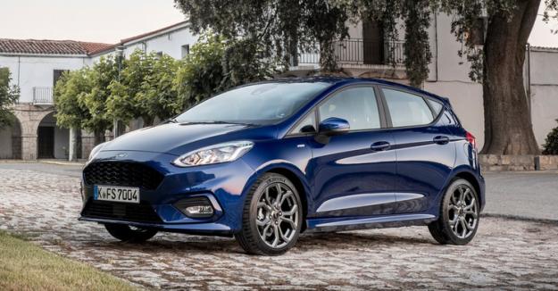 2019 Ford Fiesta Titanium X Ecoboost