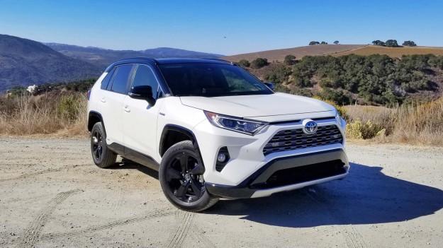 toyota rav 4 2019 hybrid