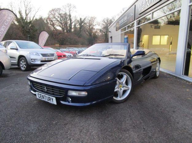 Ferrari f355 Century Cars